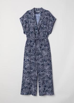 Роскошный комбинезон кимоно h&m (новый) р. 38