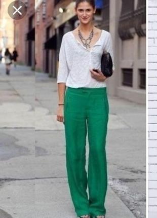 Женские лёгкие штаны брюки # летние штаны zara