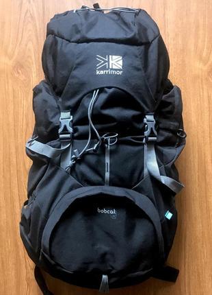 Туристичний {туристический} рюкзак karrimor bobcat 65
