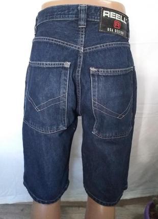 Шорты, джинсовые, высокая посадка.