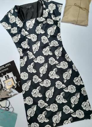 Шикарне плаття відомого бренду laura ashley розмір хl.