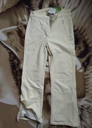 Спортивні штани зимові лижні crivit