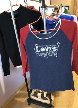 Футболка levi's levis кофта майка топ свитер