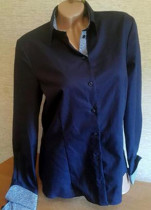 Распродажа! женская коттоновая рубашка бренд esmara