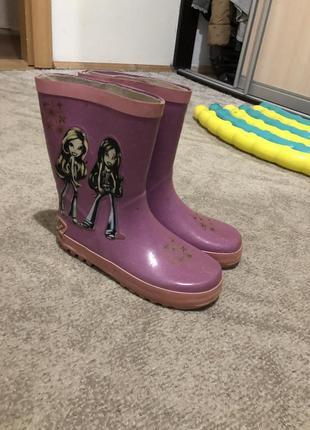 Гумаки дитячі гумові чоботи