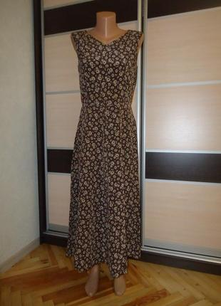 Платье weekend by max mara  100% шелк
