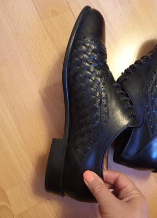 Англия,люкс!роскошные, нереально красивые,кожаные туфли,оксфорды,лоферы,полуботинки