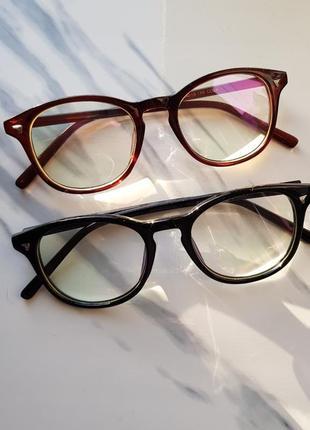 Имиджевые очки нулевки asos