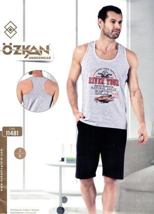 Комплект мужской c борцовкой - ozkan