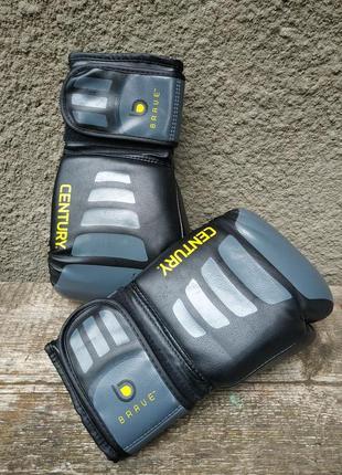 Боксерские перчатки century brave профи