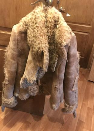 Дубленка,куртка ,дубльонка