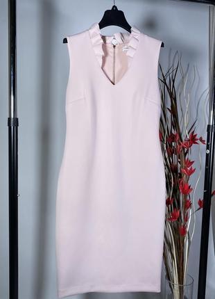 Платье calvin klein, офисное платье