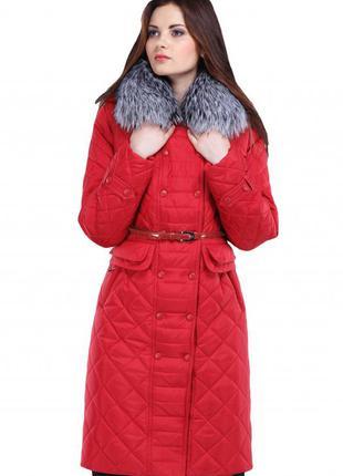 Пальто нове зимове сесилія (сесилия)