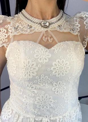 Платье нарядное в винтажном стиле размер xs