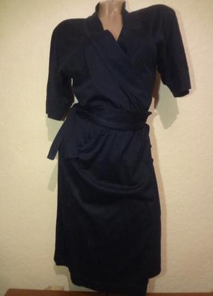 Красивое платье-халат/на запах cos размер xs s