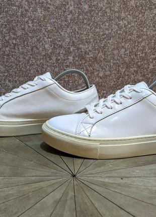 Жіночі шкіряні кросівки samsøe & samsøe