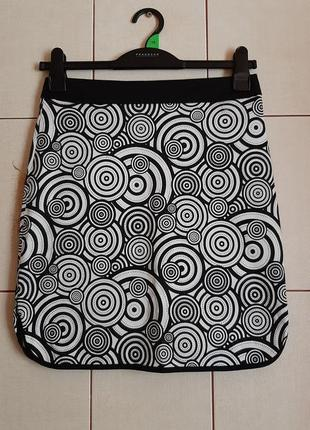 Хлопковая стильная юбка willi smith