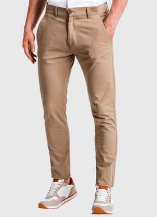 Мужские летние брюки чиносы