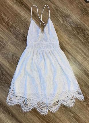 Платье нарядное с шнуровкой на спинке💣💣💣