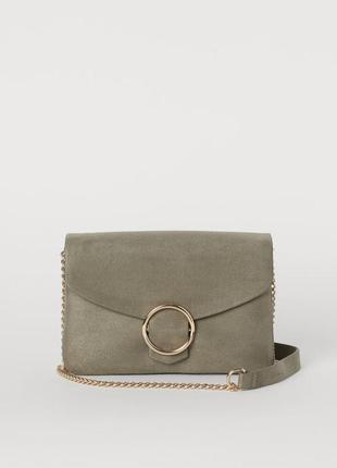 Маленькая сумочка через плечо h&m