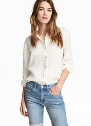 Удлиненные светлые джинсовые шорты