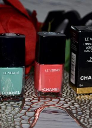 Фирменный лак для ногтей chanel le vernis 13 мл оригинал