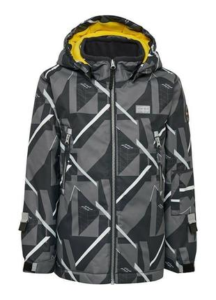 Зимняя лыжная мембранная куртка для мальчика lego wear reima, columbia, lenne