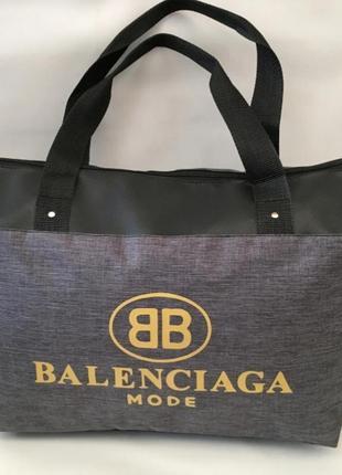 Женская модная сумка balenciaga mode 34*54