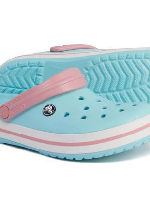 Crocs crocband clogs сандалии кроксы  купить оригинал!