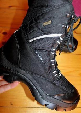 39 разм. зима. ботинки trevolution water tex с шипами система alpi system