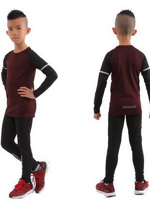 Термобелье детское fenta red (2667)