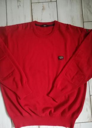 Paul & shark свитер, шерсть