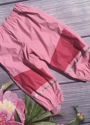 Грязепруф дождевик штаны для дождя