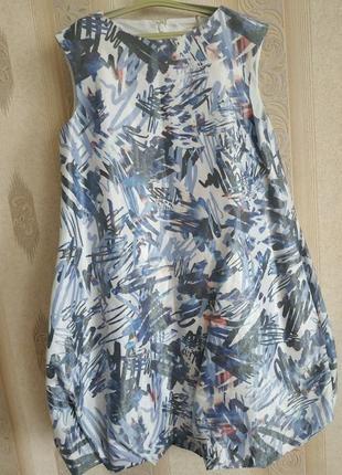 Платье с напылением cos