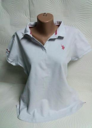 🦋крутое фирменное футболка/поло ralph lauren
