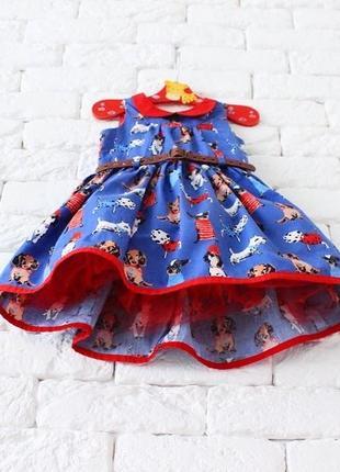 Платье на годик4 фото