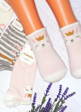 ❣️короткие носочки для девочек