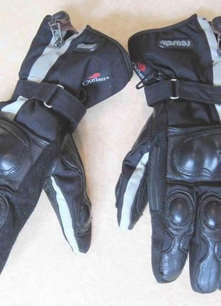Мотоперчатки reusch, размер m