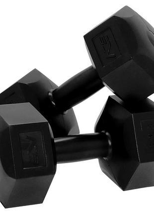 Гантели sportvida 2 x 6 кг sv-hk0222 skl41-160753