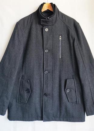 Демисезонное пальто george