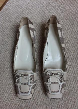 Bally  стильные туфли оригинал