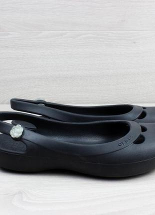 Легкие закрытые босоножки crocs оригинал, размер 36