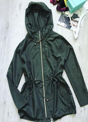 Плащ ветровка куртка дождевик