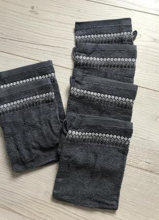 Фирменные махровые перчатки / прихватки / полотенца / германия