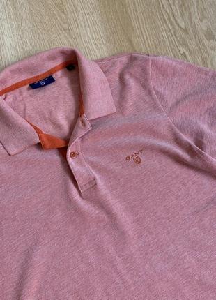 Gant usa polo shirt поло тениска