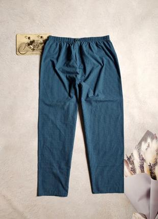 Мужские домашние штаны р.l-xl marks&spencer