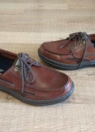 Туфли sebago, 27,5 см