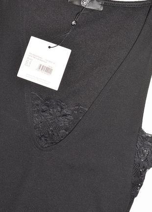 Новое черное боди с рюшами missguided5 фото