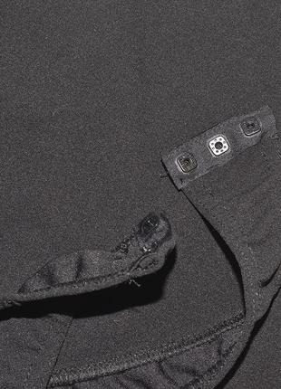 Новое черное боди с рюшами missguided7 фото
