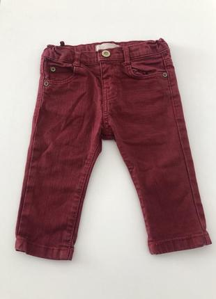 Zara baby boy джинсы